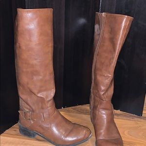 Knee high boots Size 10